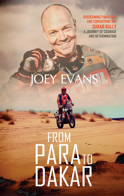 Book – From Para to Dakar