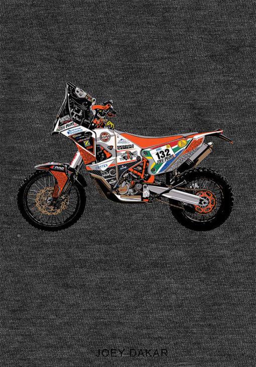 Dakar-bike-t-shirts